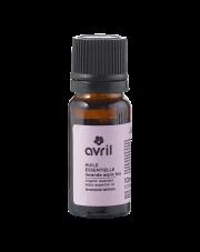 Organiczny olejek eteryczny z lawendy 10 ml - Ecocert