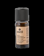 Organiczny olejek eteryczny, słodka pomarańcza 10 ml Ecocert