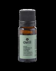 Organiczny olejek eteryczny z eukaliptusa 10 ml Ecocert