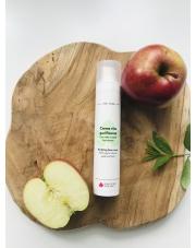 Oczyszczający krem do twarzy z organicznym jabłkiem i miętą 50 ml