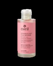 Naturalny dwufazowy płyn do demakijażu 150 ml - organiczny Ecocert