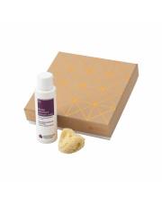 Zestaw: Płyn micelarny + naturalna gąbka