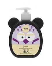 Naturalne mydło do rąk dla dzieci - 400 ml - Jaśmin