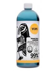 Naturalny płyn do mycia podłóg - 1000ml - francuska lawenda