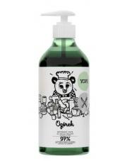 Naturalny płyn do mycia naczyń - 750 ml -  ogórek