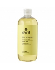 Żel pod prysznic o zapachu cytryny z werbeną 500 ml - organiczny Ecocert
