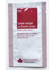 Balsam do ciała Red berry 8 ml próbka
