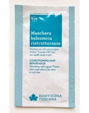 Odbudowująca maska do włosów - próbka 6 ml