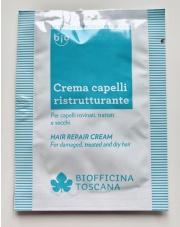 Krem odbudowujący zniszczone włosy - próbka 4 ml