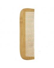 Bambusowy grzebień do włosów Avril z wąskimi ząbkami