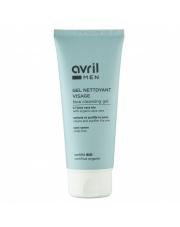 Żel do mycia twarzy dla mężczyzn 100 ml - organiczny Ecocert
