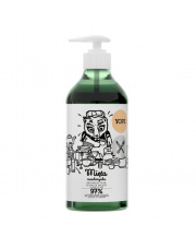 Naturalny płyn do mycia naczyń 750 ml - mięta i mandarynka
