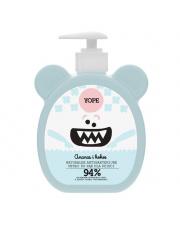 Naturalne antybakteryjne mydło do rąk dla dzieci YOPE