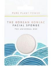 Gąbka Konjac Premium The Elements - Woda i 100% czysty Konjac z wyspy Jeju dla każdej cery