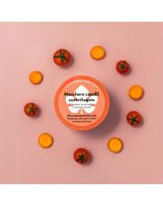 Wzmacniająca maska do włosów z pomidorami i marchewką