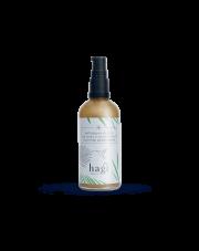 Naturalny olejek do ciała z olejem chia i złotymi drobinkami