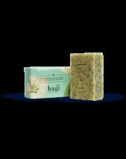 Naturalne mydło lniane z peelingiem makowym
