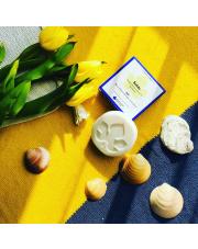 Organiczny szampon w kostce z Koprem Włoskim 80 g