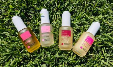 Jakie kosmetyki naturalne do cery tłustej – składy i pielęgnacja.